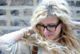 GUEST EDITOR: ANDREA, BLONDE BEDHEAD