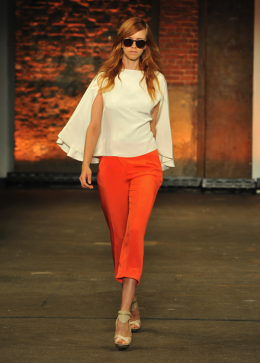 COLOR STORY: TOTALLY TANGERINE