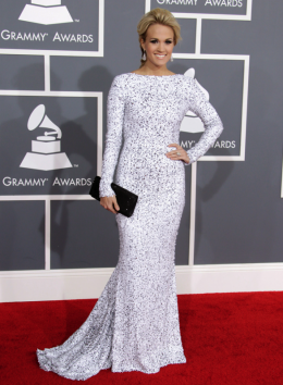 RED CARPET RECAP: GRAMMYS 2012