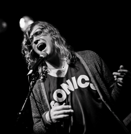 ARTIST WATCH: ALLEN STONE