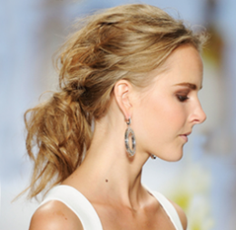 CLOSE-UP: SPRING BRAIDS DONE FOUR-WAYS
