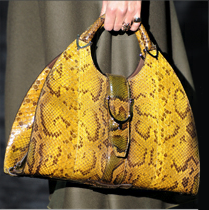 ON TREND: THE SNAKE CHARMER