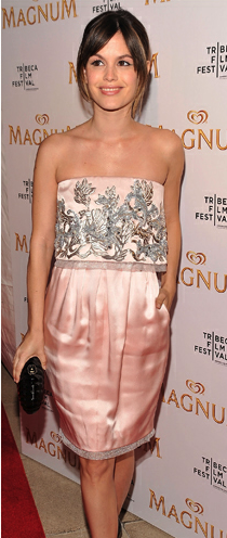 STAR STYLE CRUSH: RACHEL BILSON
