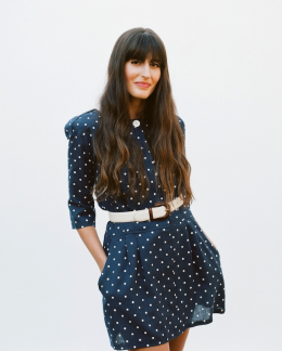 THE WAY WE WORE: SHIRLI FROM LEFTOVER CUTIES!