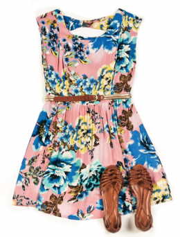 TREND REPORT: SPRING DRESSES GOT THAT SWING!