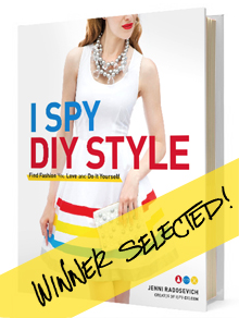 F21 BOOKCLUB: I SPY DIY BOOK GIVEAWAY!