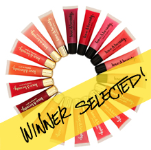 LIP GLOSS GIVEAWAY