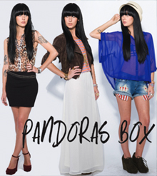STYLE CLIQUE: MEET SARAH FROM PANDORAS BOX!