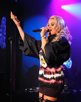 ARTIST TO WATCH: RITA ORA