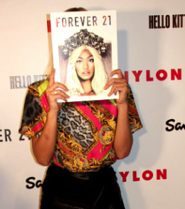 INSIDE THE PARTY: NYLON + HELLO KITTY FOREVER!