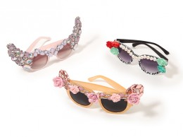 DIY FEST: WE WEAR FLORAL SUNNIES AT NIGHT!