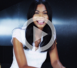 Model Doc: Chanel Iman Lets It Glow