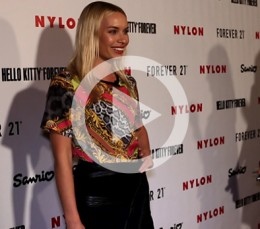 Hello Kitty Forever + Nylon Launch Party Video