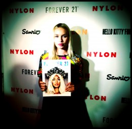 Streetstyle Snaps: Hello Kitty Forever + Nylon Launch Party