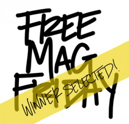 Free Mag Friday!!!!!!!!