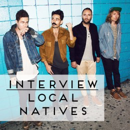 Sound Off: 10 Questions With Local Natives