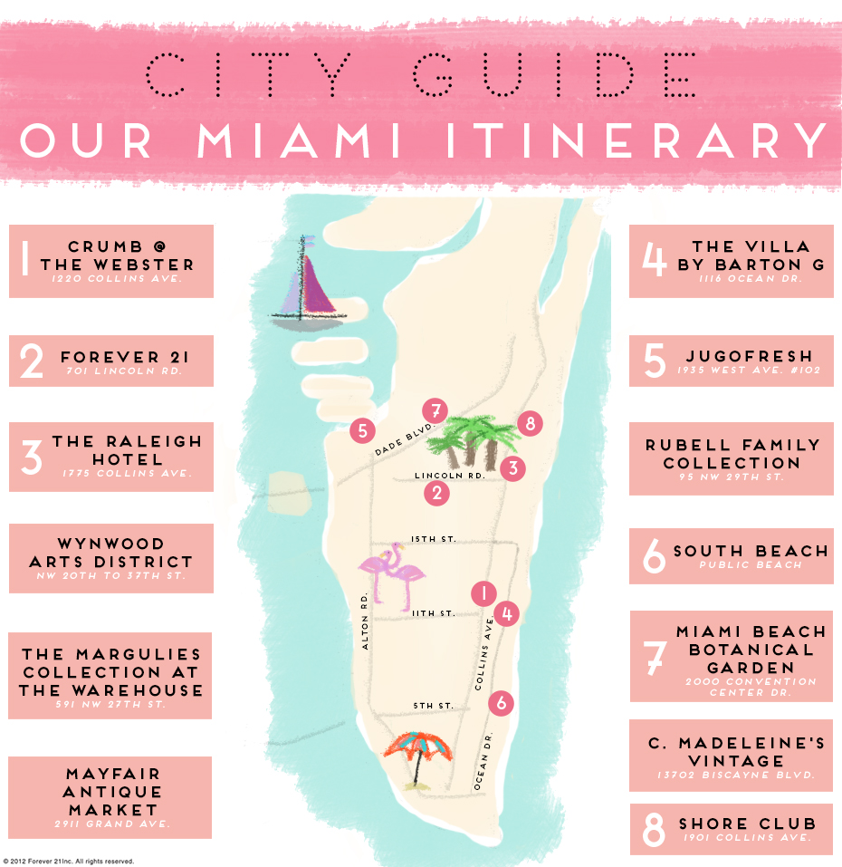 Miami Itinerary-City Guide-1