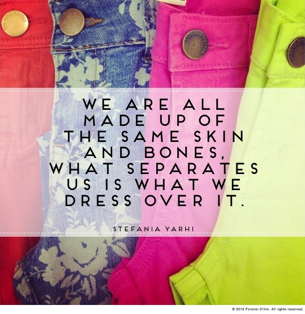 Skin and Bones Quote
