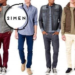 21Men: What to Get Now