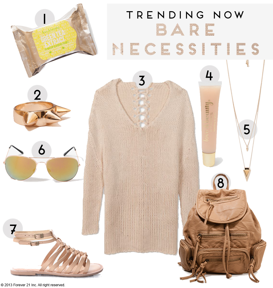 Bare Necessities Trend Board-1