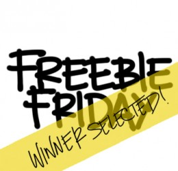 Freebie Friday!!!!