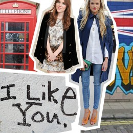 F2013 LFW: Street Style Snaps