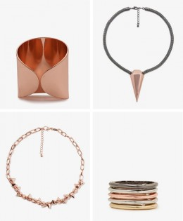 Current Obsessions: Rose Gold