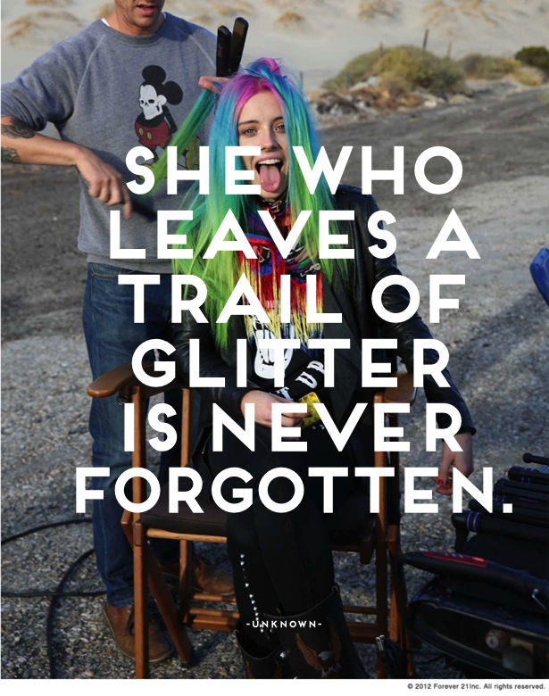 Trail of Glitter Quote-2