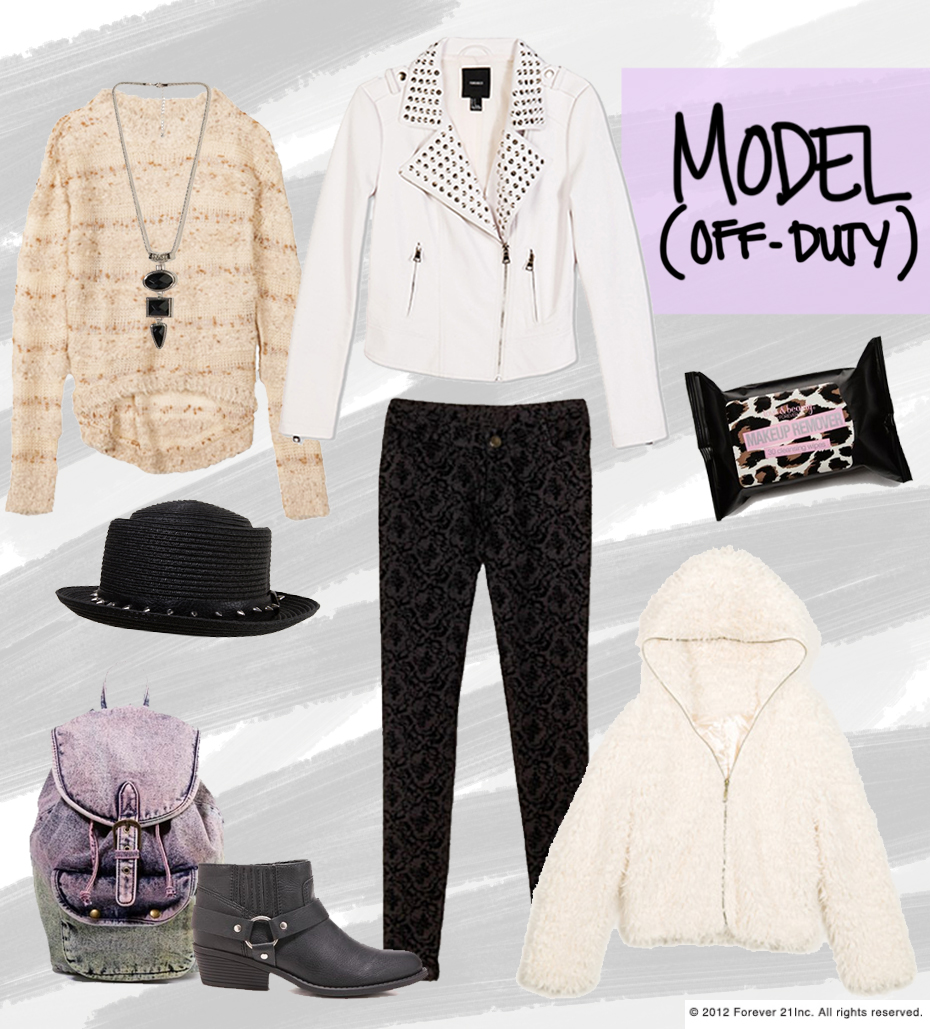 Trend Board- Model Off Duty