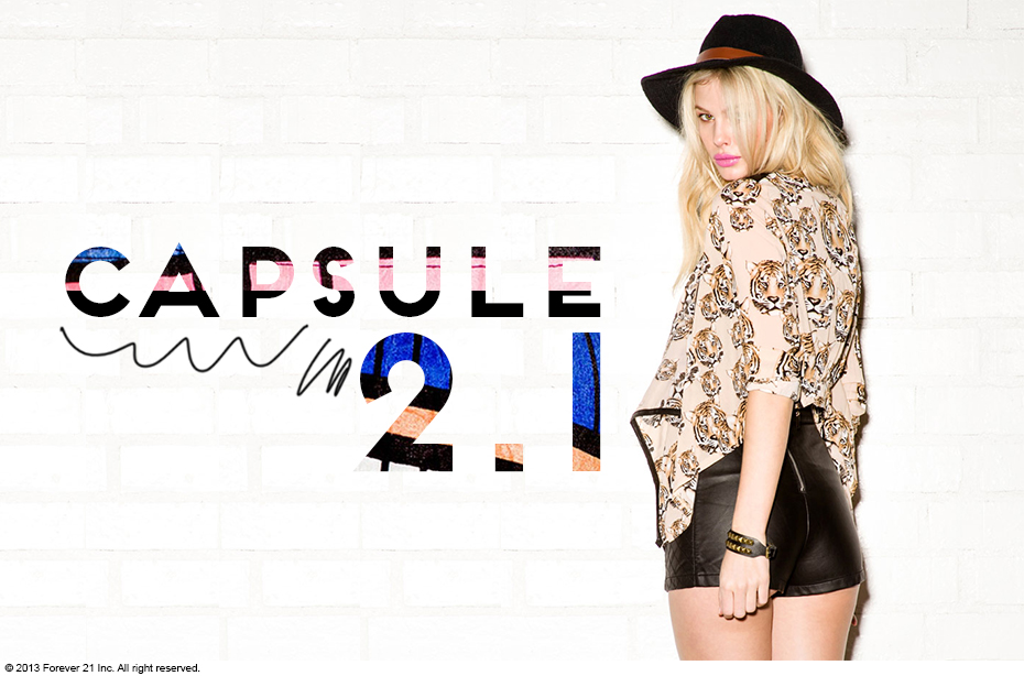 Capsule 2.1 Lookbook March- Featured Image