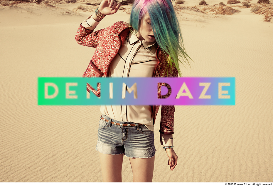 Denim Daze Lookbook- Featured Image