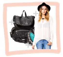 Style Formula: The Studded Bag