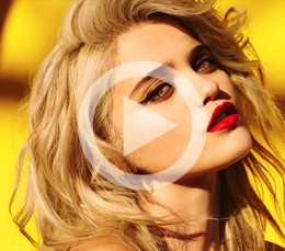 Watch: Sky Ferreira in Forever 21's Desert Disco