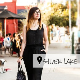 Walking in LA: Sarah St. Lifer of Refinery 29