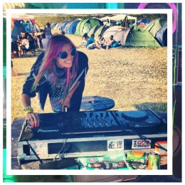THE DJ DIARIES: Chloe Nørgaard's Snaps From the Road
