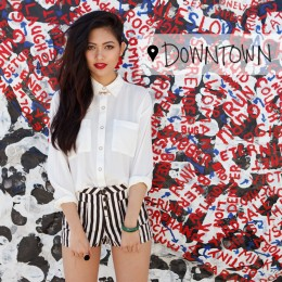 Walking in LA: Amy Pham of The Fashion Statement
