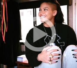 "Watch: The B-Sides: Making of ""Cassie x Forever LA"""