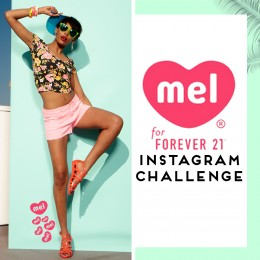 Mel for Forever 21 Instagram Challenge!!!!
