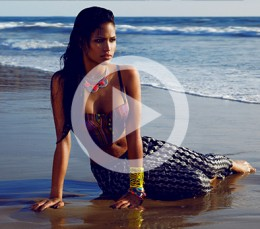 Watch: Cassie x Forever LA Model Doc
