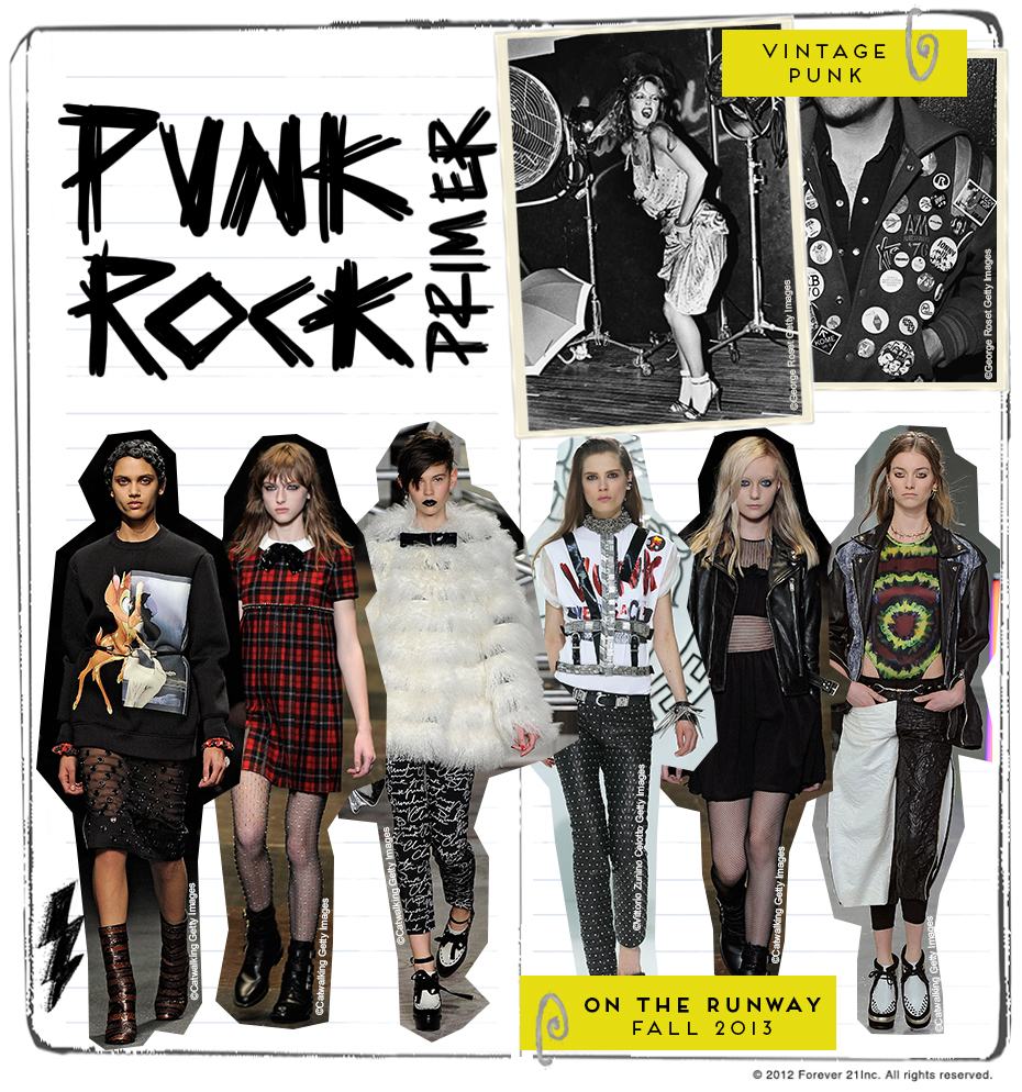 The Met Gala: A Punk Rock Primer