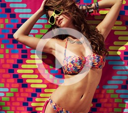 Watch: Forever 21′s Swim 2013