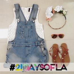 21 Days of LA: Day 10 – Denim