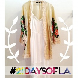 21 Days of LA: Day 15 – Maxi Dresses