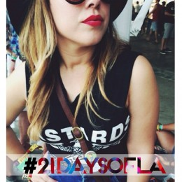 21 Days of LA: Day 16 – Vintage Tees