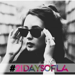 21 Days of LA: Day 3 – Sunnies