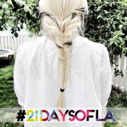 21 Days of LA: Day 4 – Braids