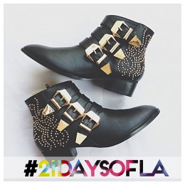 21 Days of LA: Day 5 – Booties