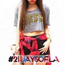 21 Days of LA: Day 6 – Flannel