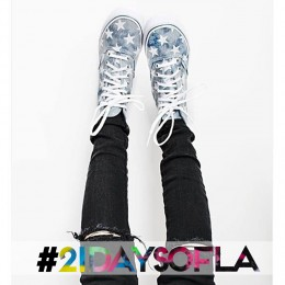 21 Days of LA: Day 9 – Sneakers