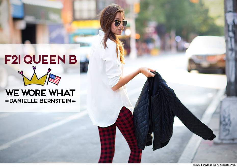 Fashion / F21 Queen B: 10 Questions with We Wore What